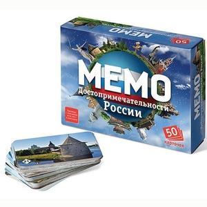 Мемо. Достопримечательности России арт.7202 фото