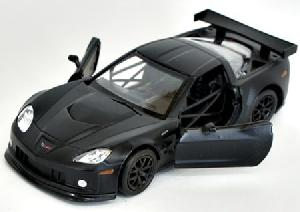 """CHEVROLET CORVETTE C6-R"" Imperial Black Edition 5"" арт.49917 фото"