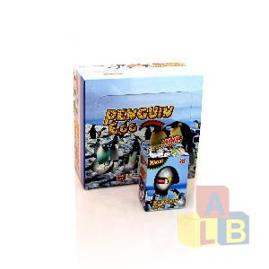 "Волшебное яйцо №129 ""Пингвин""/10*7,5*5/блок 12 шт, арт.129 фото"