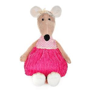 Крыса Анфиса в Розовом Платье, арт.MT-MRT021904-27 фото
