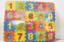 Пазлы с цифрами, 60 элементов арт.62684 фото