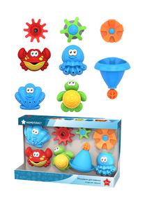 Игрушки для ванны (в инд.коробке) Водная серия, арт.741 фото