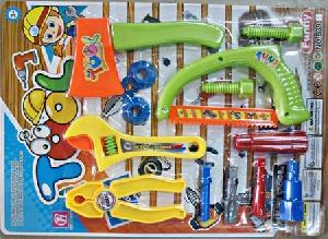 Набор строительных инструментов, арт.B392 (1/144) фото
