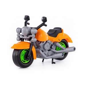 """Мотоцикл гоночный """"Кросс"""" арт.6232 (кор/16) фото"""
