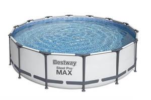 Бассейн каркасный Bestway Power Steel™ 427х107 см полный набор, арт.56950 фото
