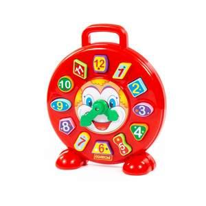 """Часы """"Клоун"""" в сеточке арт.62741 (кор.6) фото"""