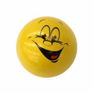 Мяч д. 75мм Смайлики, арт с-104П (1/100) фото