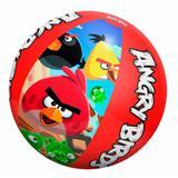 Мяч пляжный 96101B, от 2 лет, 51см ТМ Angry Birds фото