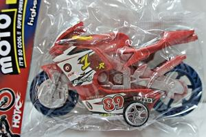 Мотоцикл, арт.666-20 (1/660) фото