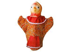 Курочка Ряба (кукла-перч.), арт.11015 фото