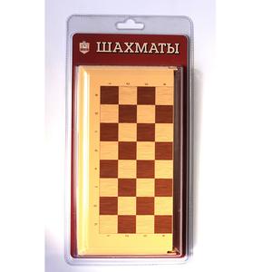"""Игра настольная """"Шахматы"""" (мал.беж), арт.03882 фото"""