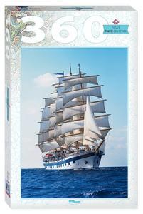 "Мозаика ""puzzle"" 360 ""Под парусами"", арт.73071 фото"