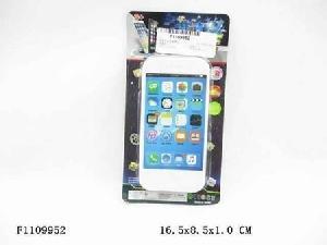 Телефон мобильный Смартфон малый (свет,звук) на карт, арт.44539 фото
