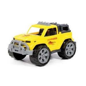 "Автомобиль ""Легион"" №3 (жёлтый), арт.76038 фото"