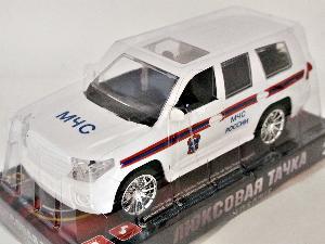 Полицейская машина э/м (свет, звук),  арт.5287-D фото