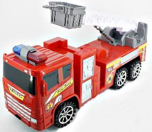 Пожарная машина, арт.2037 фото