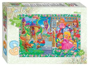 "Мозаика ""puzzle"" 60 ""Спящая красавица"" (Любимые сказки), арт.81027 фото"