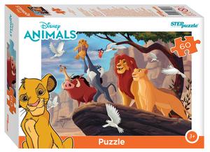"Мозаика ""puzzle"" 60 ""Король Лев"", арт.81206 фото"