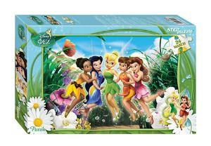 "Мозаика ""puzzle"" maxi 24 ""Феи"", арт.90049 фото"