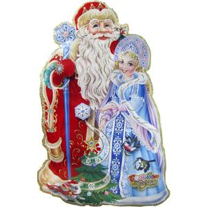 Панно новогоднее арт. SMR7302-3 (кор/600) фото