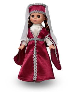 """Кукла """"Эля в грузинском костюме"""", 30,5см, арт.5393378 фото"""