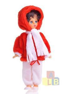Кукла Соня в пакете фото