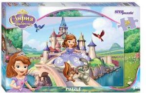 Пазл 24 Maxi Принцесса София арт.90025 фото