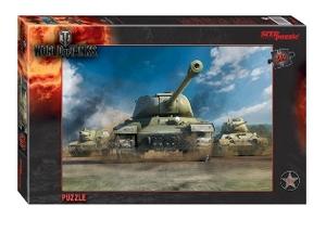 Пазл 560  World of Tanks арт.97027 фото