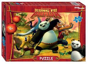 """Мозаика """"puzzle"""" 160 """"Кунг-фу Панда"""" (DreamWorks, Мульти), арт.94101 фото"""