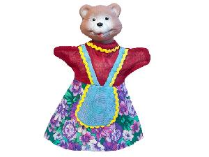 Медведица (кукла-перч.), арт.11104 фото