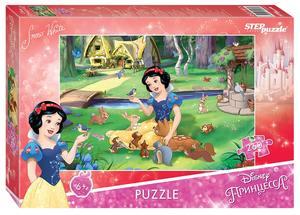 "Мозаика ""puzzle"" 260 ""Белоснежка - 2"" (Disney), арт.95065 фото"