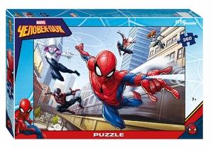 """Мозаика """"puzzle"""" 360 """"Человек-паук - 2"""" (marvel) арт.96061 фото"""