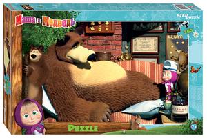 """Мозаика """"puzzle"""" 360 """"Маша и Медведь - 2"""", арт.96072 фото"""