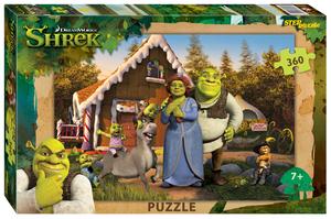 "Мозаика ""puzzle"" 360 ""Shrek"" (DreamWorks, Мульти), арт.96086 фото"
