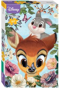 """Мозаика """"puzzle"""" 560 """"Бемби"""" (Disney), арт.97084 фото"""