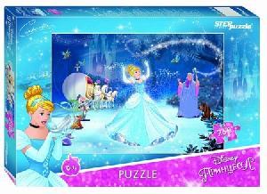 "Мозаика ""puzzle"" 260 ""Золушка - 2"" (Disney), арт.95064 фото"
