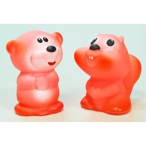"""Набор игрушек """"Бурундук и медвежонок"""" (п.в.х.) арт. 08169 фото"""