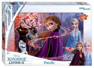 "Мозаика ""puzzle"" 260 ""Холодное сердце - 2"" (Disney), арт.95096 фото"