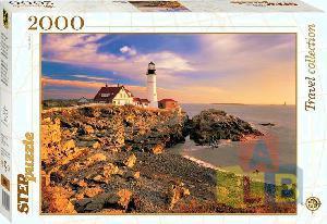 Пазл 2000 Маяк 84001 фото