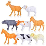 Набор животных арт. A181-1 (кор.96) Ш фото