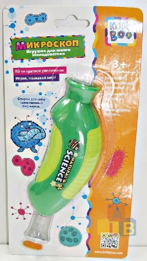 Игрушка для юного исследователя Микроскоп, арт.63745 фото