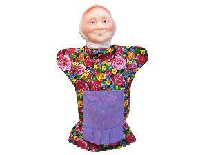 Бабка (кукла-перч.)(Бабушка), арт.11010 фото