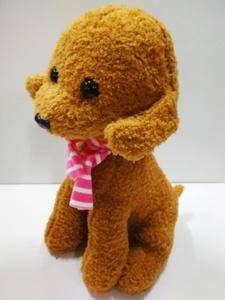 Собака, игрушка м/н, арт.1541-24 (1/200) фото
