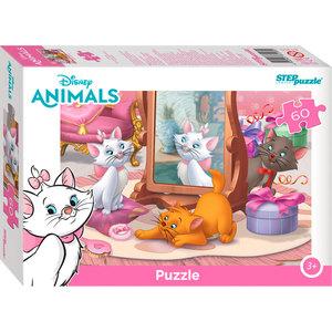 """Мозаика """"puzzle"""" 60 """"Зверята Дисней"""", арт.81205 фото"""