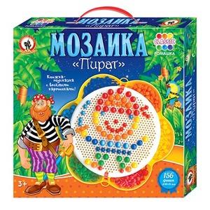 Мозаика Ромашка Пират 156 фишек,10*15мм, Классик, арт.03025 фото