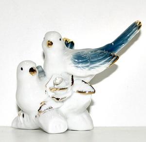 Сувенир Голуби керамич. арт.К526SA (кор.360) фото