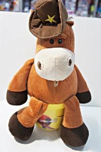 Лошадь-ковбой м/н арт.В53 фото