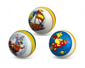 Мяч д.100мм (рисунок) (любой), арт.Р1-100 фото