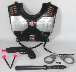 Набор полиции арт.325 (кор.168) фото