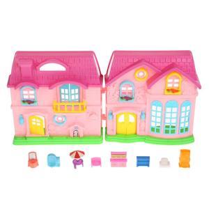 Дом для кукол, с аксесс., арт.B1718558 фото